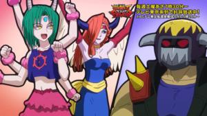 【遊戯王セブンス第20話の感想】バブリーVS世紀末の親子対決!
