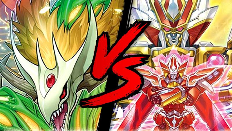 【マキシマム調査】天帝龍樹ユグドラゴVS超魔機神マグナム・オーバーロード!強いのはどちらか