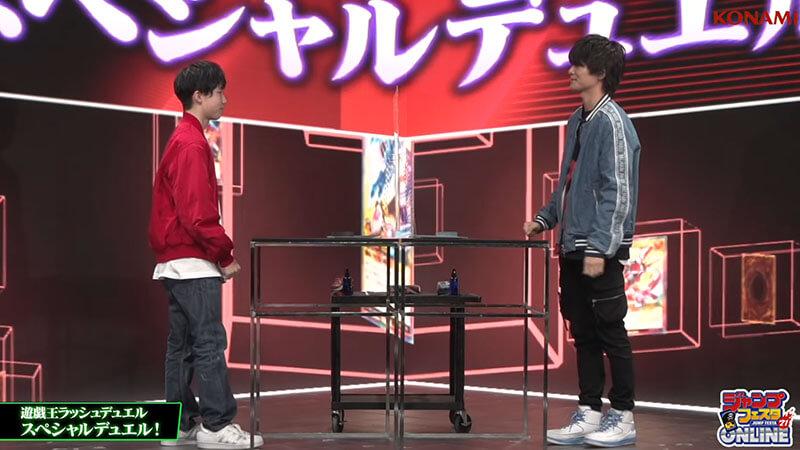 【スペシャルデュエルまとめ Vol.2】石橋陽彩 VS 八代拓!ジャンプフェスタ2021