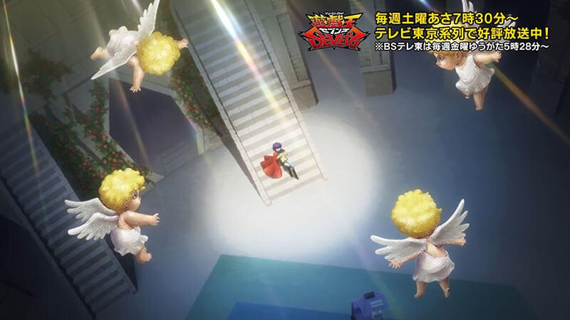 遊戯王セブンス第37話の感想