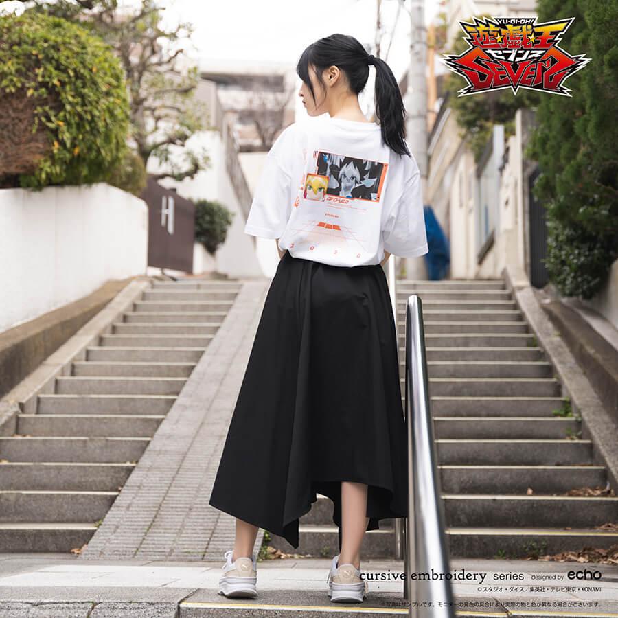 【echo】遊戯王SEVENS オリジナルTシャツ予約受付中!