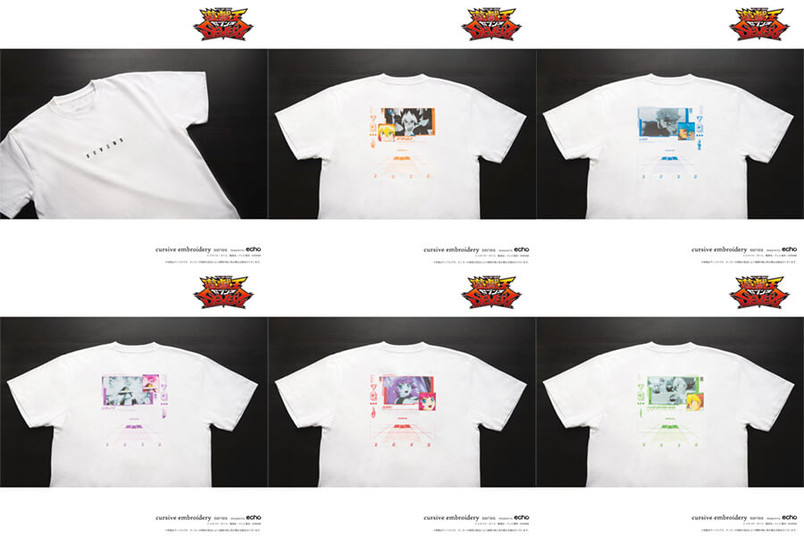 遊戯王SEVENS オリジナルTシャツ