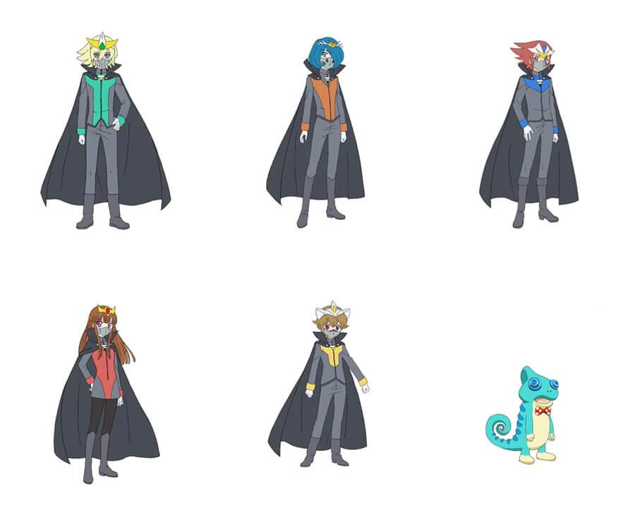 新キャラクター「ゴーハ兄弟」